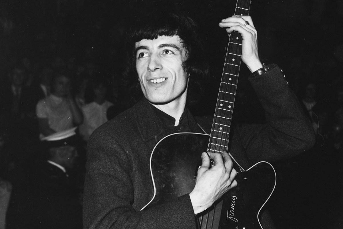 Bill Wyman Recalls 'Mad' Moment While Recording 'Paint it Black'
