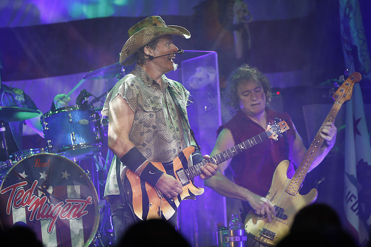 Ted Nugent Shakes Things Up as 2019 Tour Opens: Set List, Photos