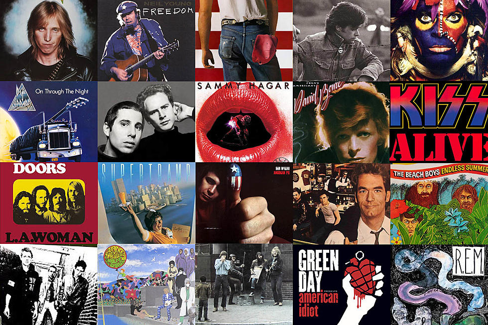 In Search of America: 50 Very Diverse Rock Songs About the U S