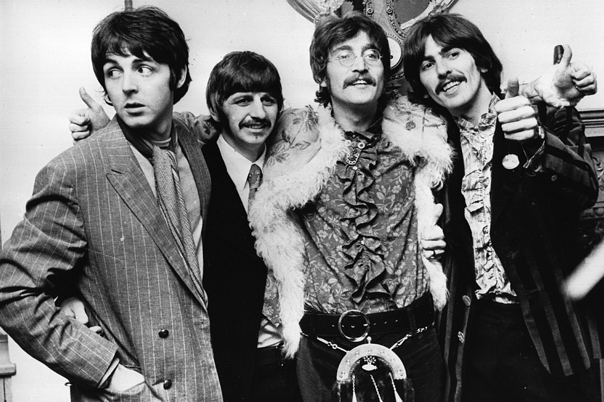When 'Two Young Kids' Ran the Beatles' Broadcast to the World