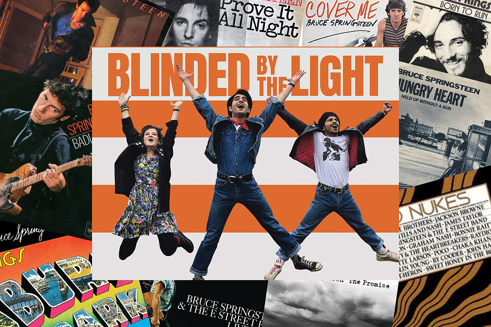 The Story Behind Every Springsteen Song In Blinded By The Light