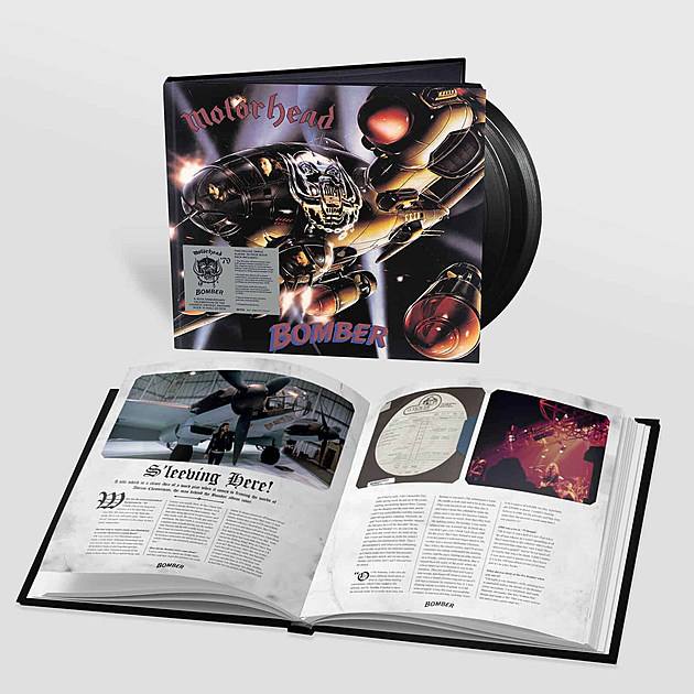 Motorhead Announce 'Overkill' and 'Bomber' Box Set and Reissues