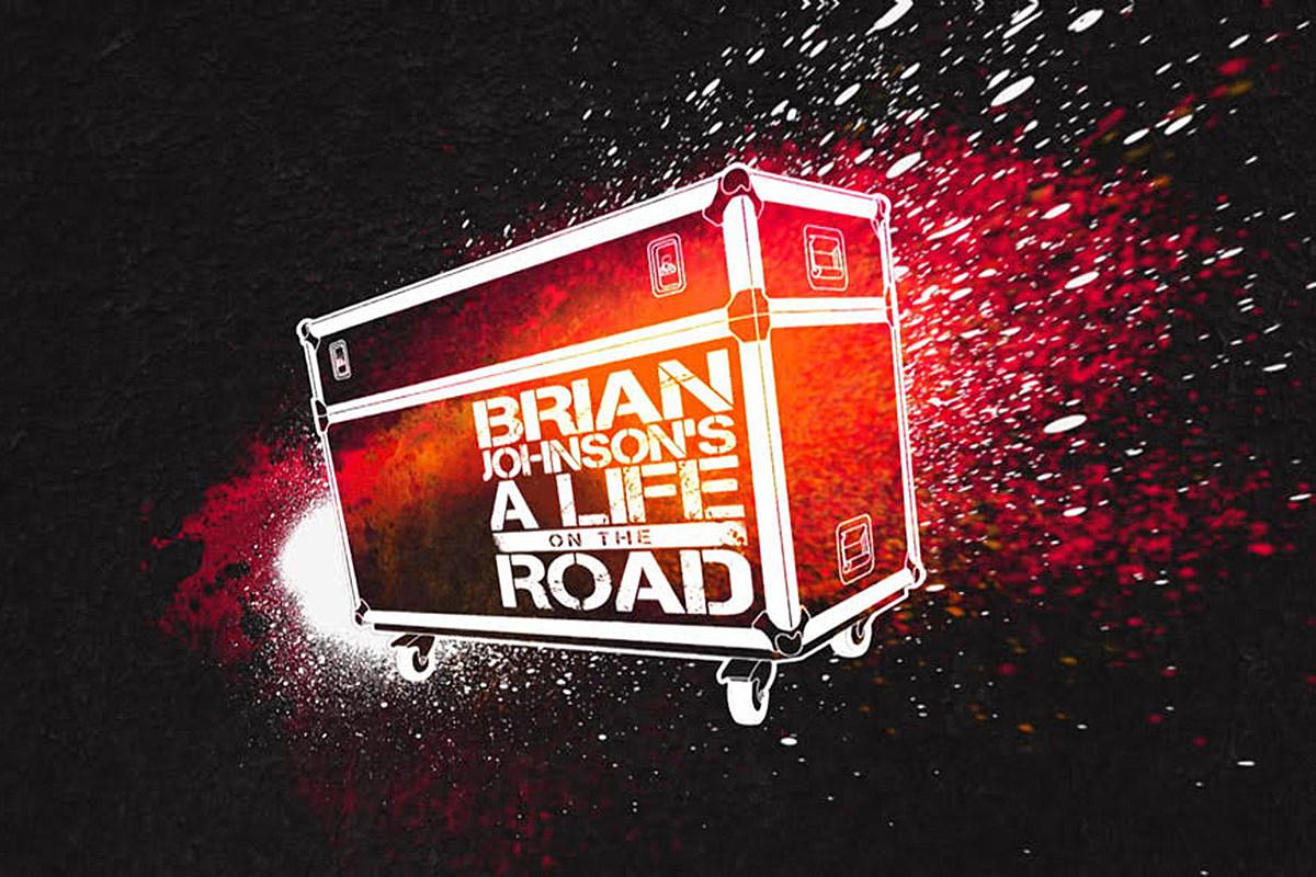 Resultado de imagem para Brian Johnson: A Life On The Road