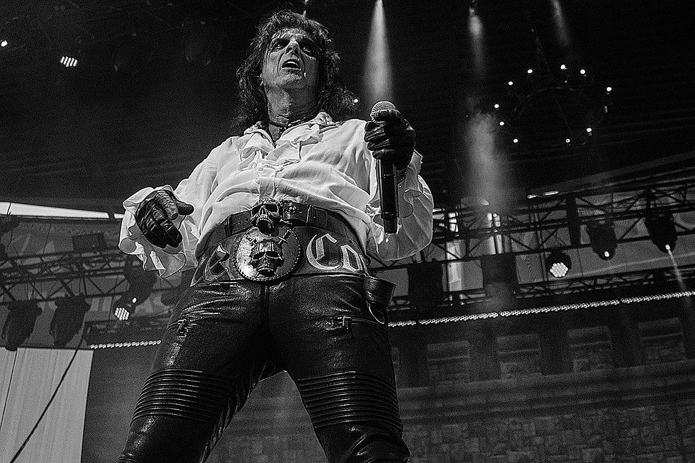 Alice Cooper Talks About Resurrecting Lost Catalog Classics
