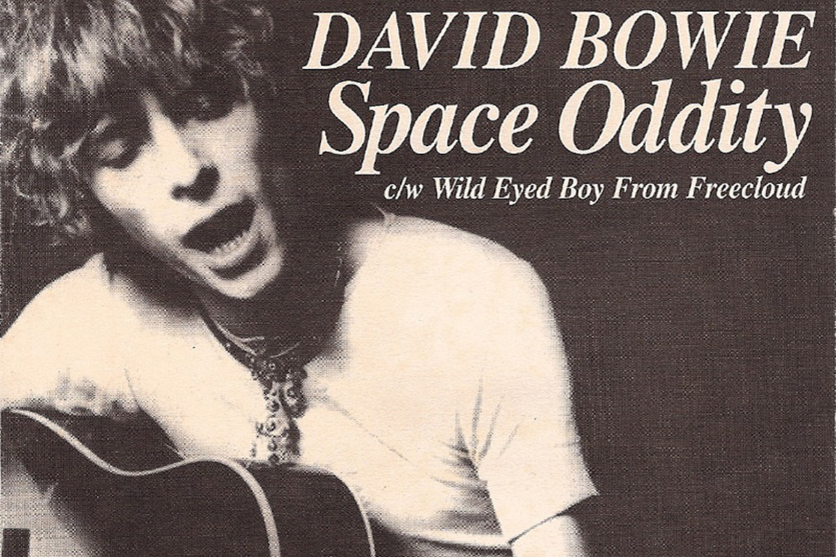 David Bowie to Release 50th-Anniversary Reissue of 'Space Oddity'