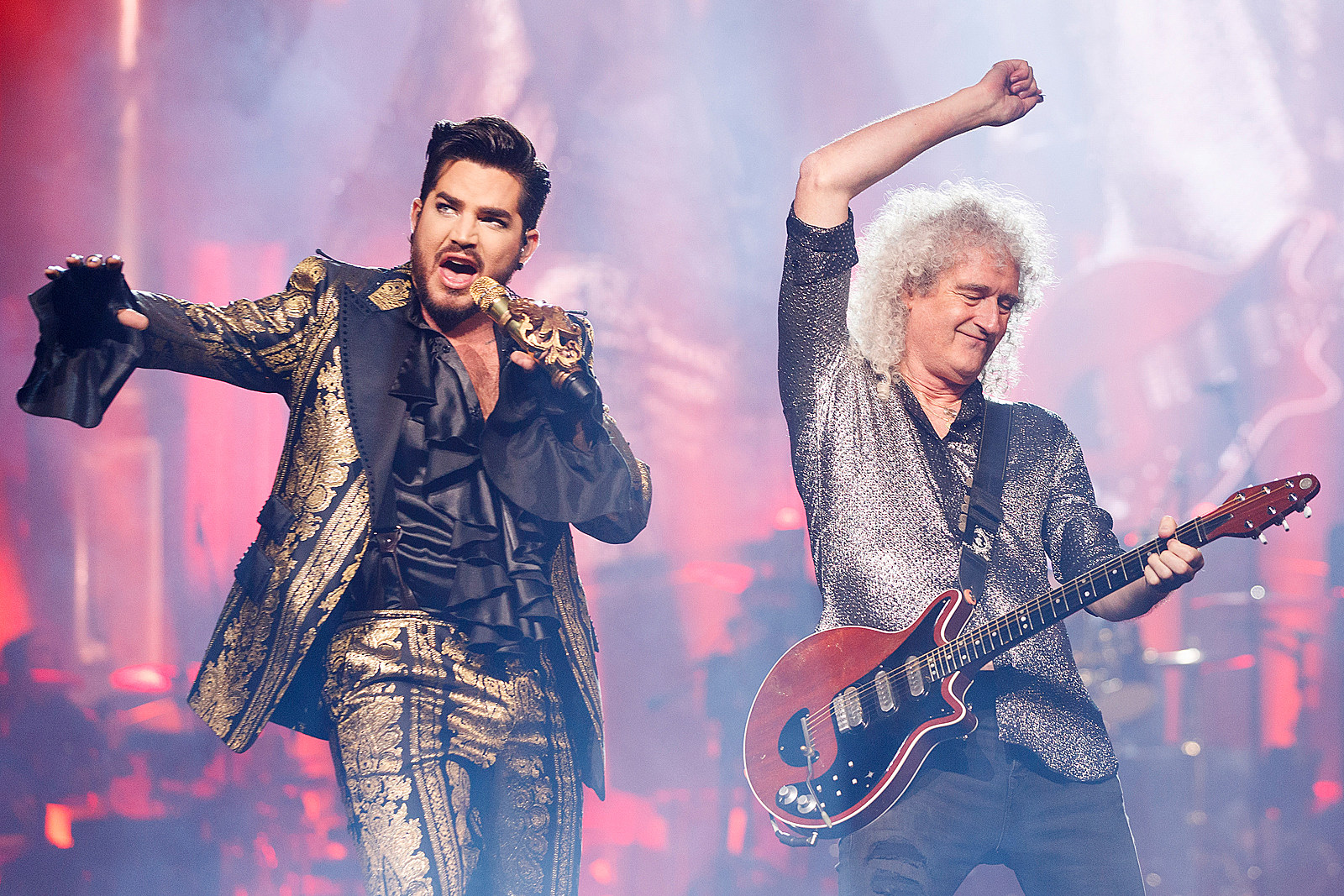 Queen and Adam Lambert Kick Off 'Rhapsody' Tour: Set List, Photos
