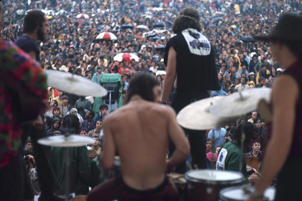 Woodstock '69 Crowd Was Moments From 'Mass Electrocution'