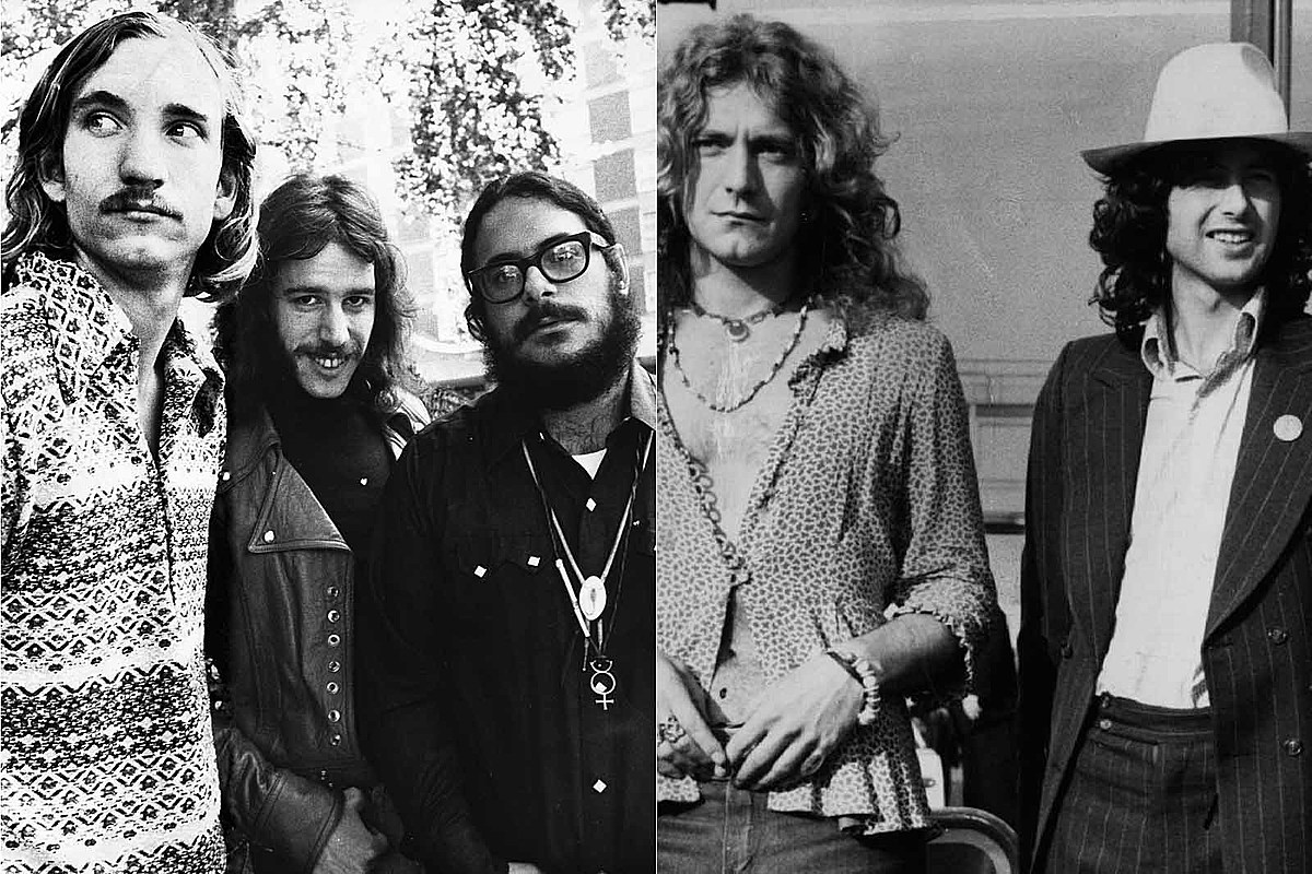 Jim Fox Remembers Opening for Led Zeppelin on Day of Moon Landing