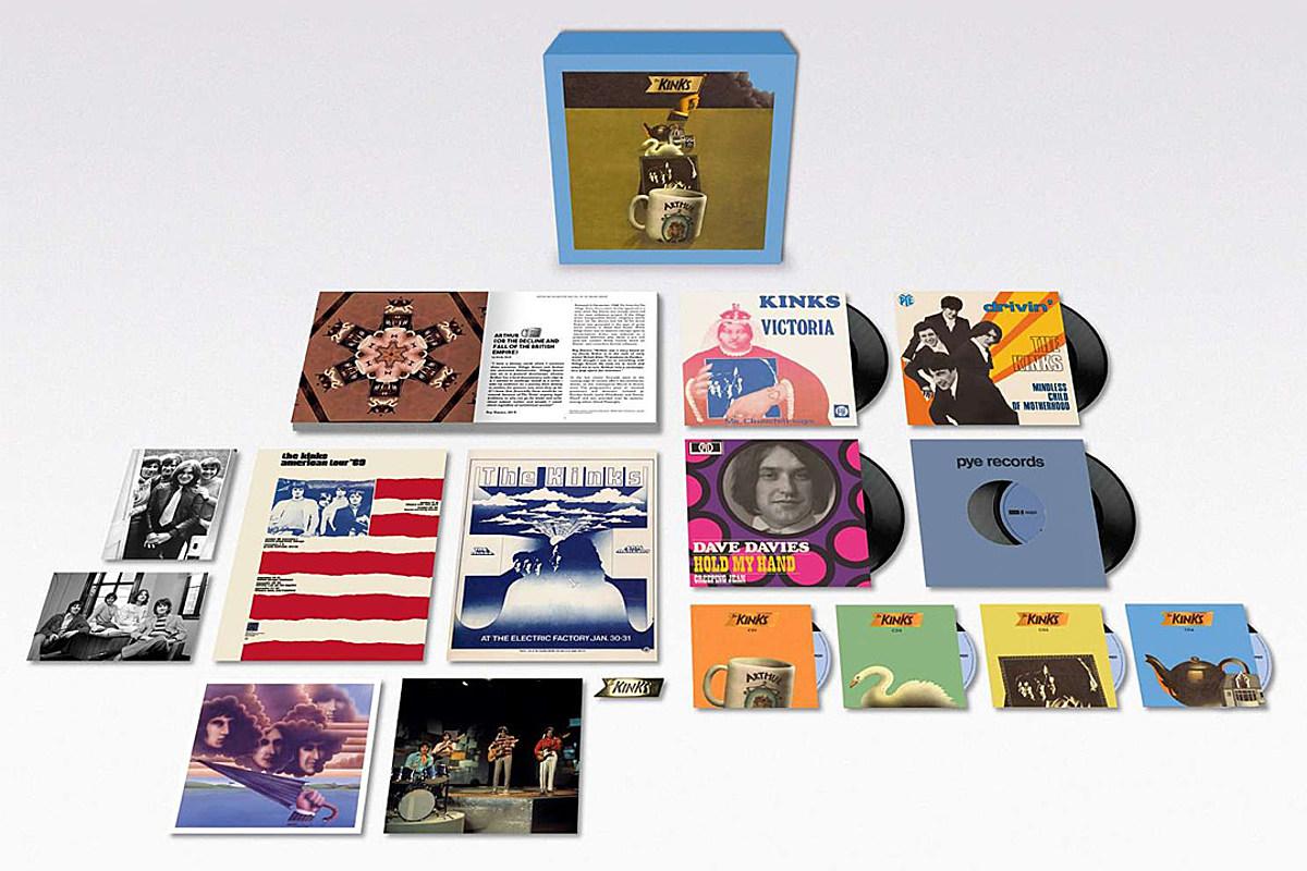 Kinks Announce 50th Anniversary 'Arthur' Reissue