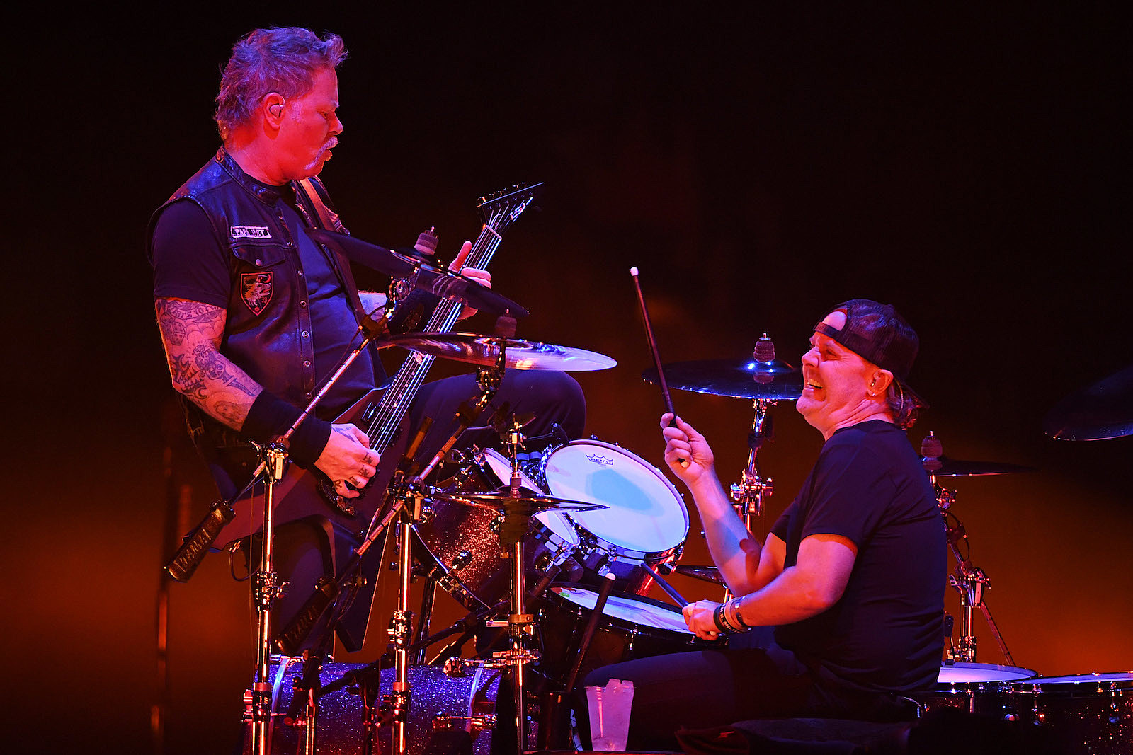 Metallica Shake Up Set List for European 'Worldwired' Tour Opener