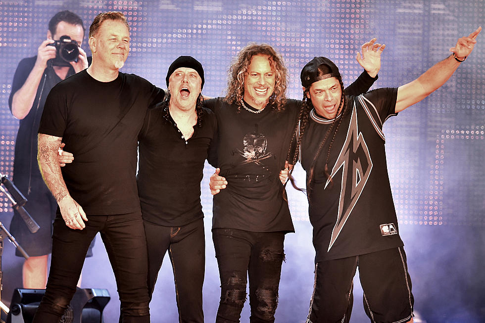 Metallica Rep and Live Nation Conspired on Ticket Scheme