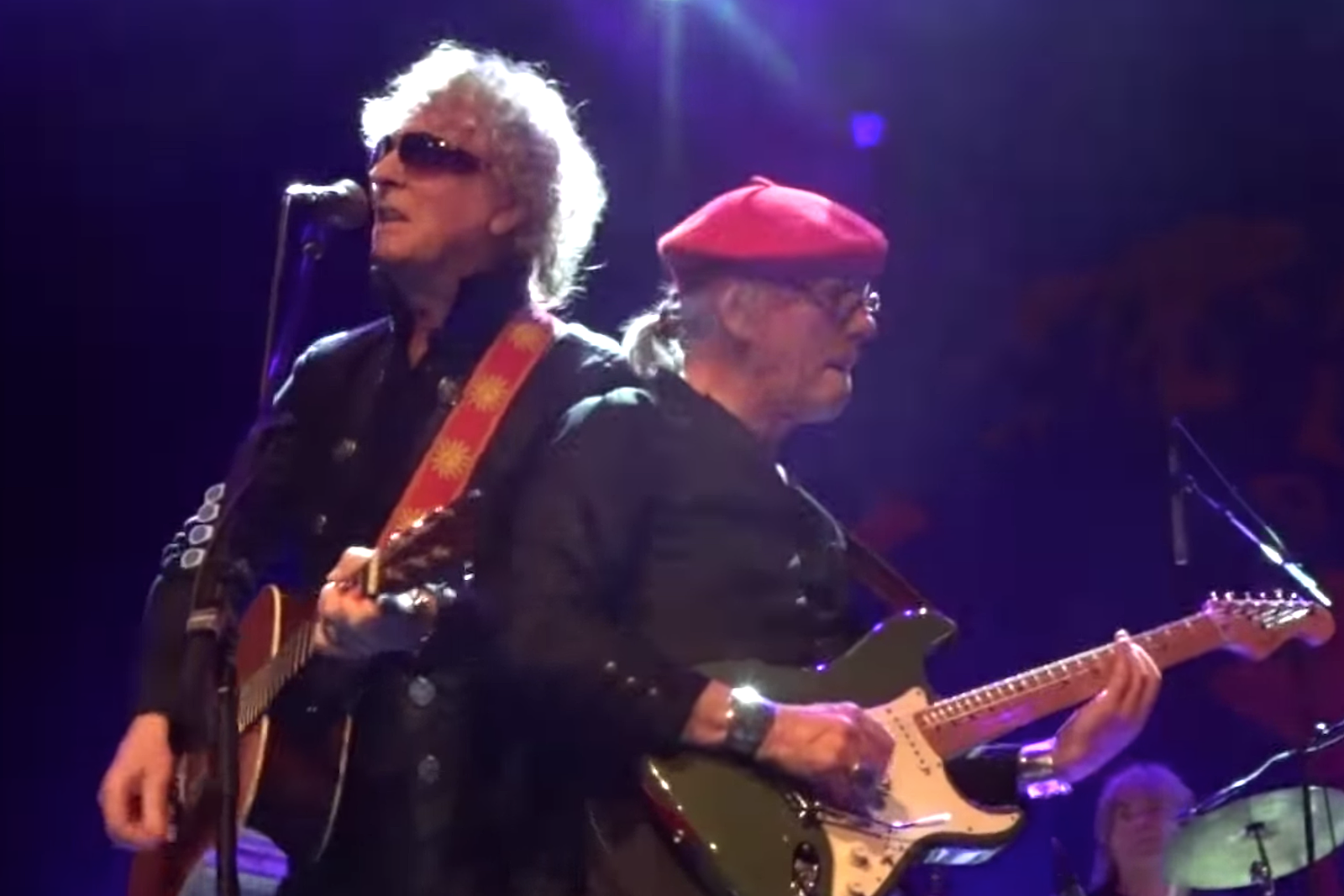 Mott the Hoople Will Tour U S  for First Time Since 1974