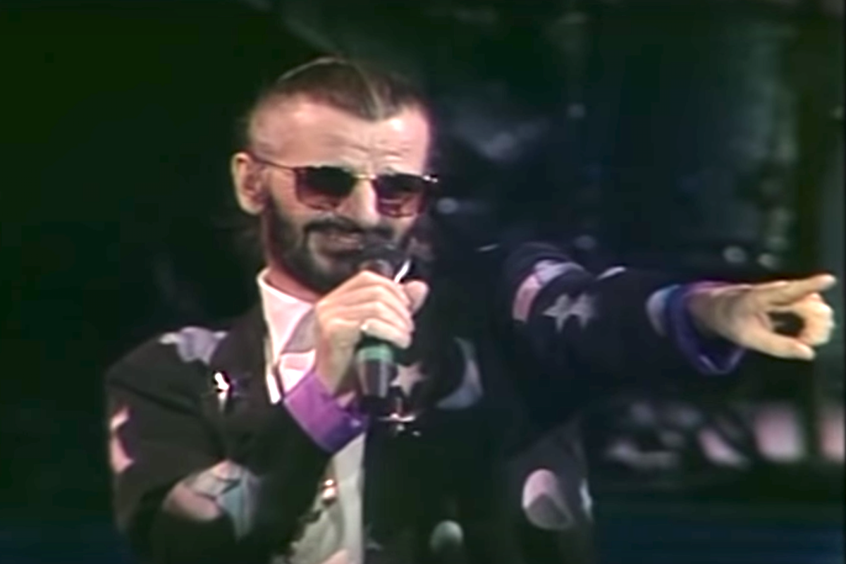 Ringo Starr Emerged From Troubled Era With First All-Starr ...