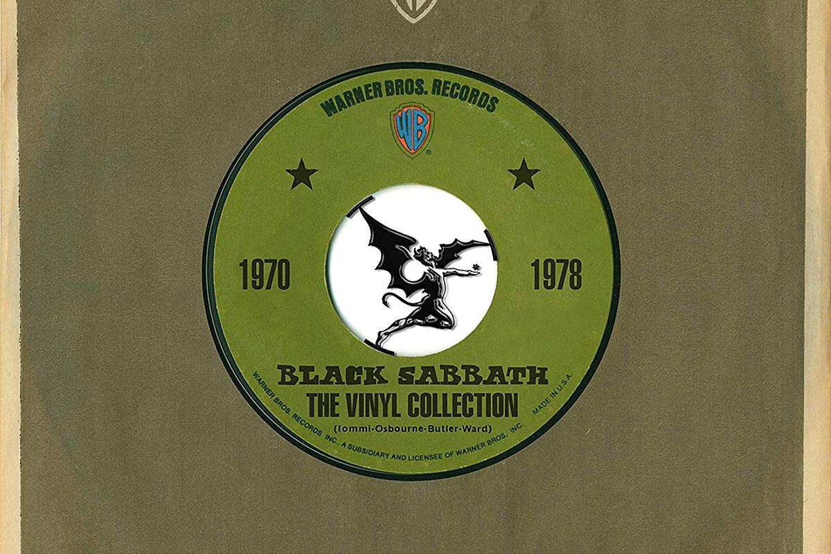 Black Sabbath Announce Limited Edition Vinyl Box Set