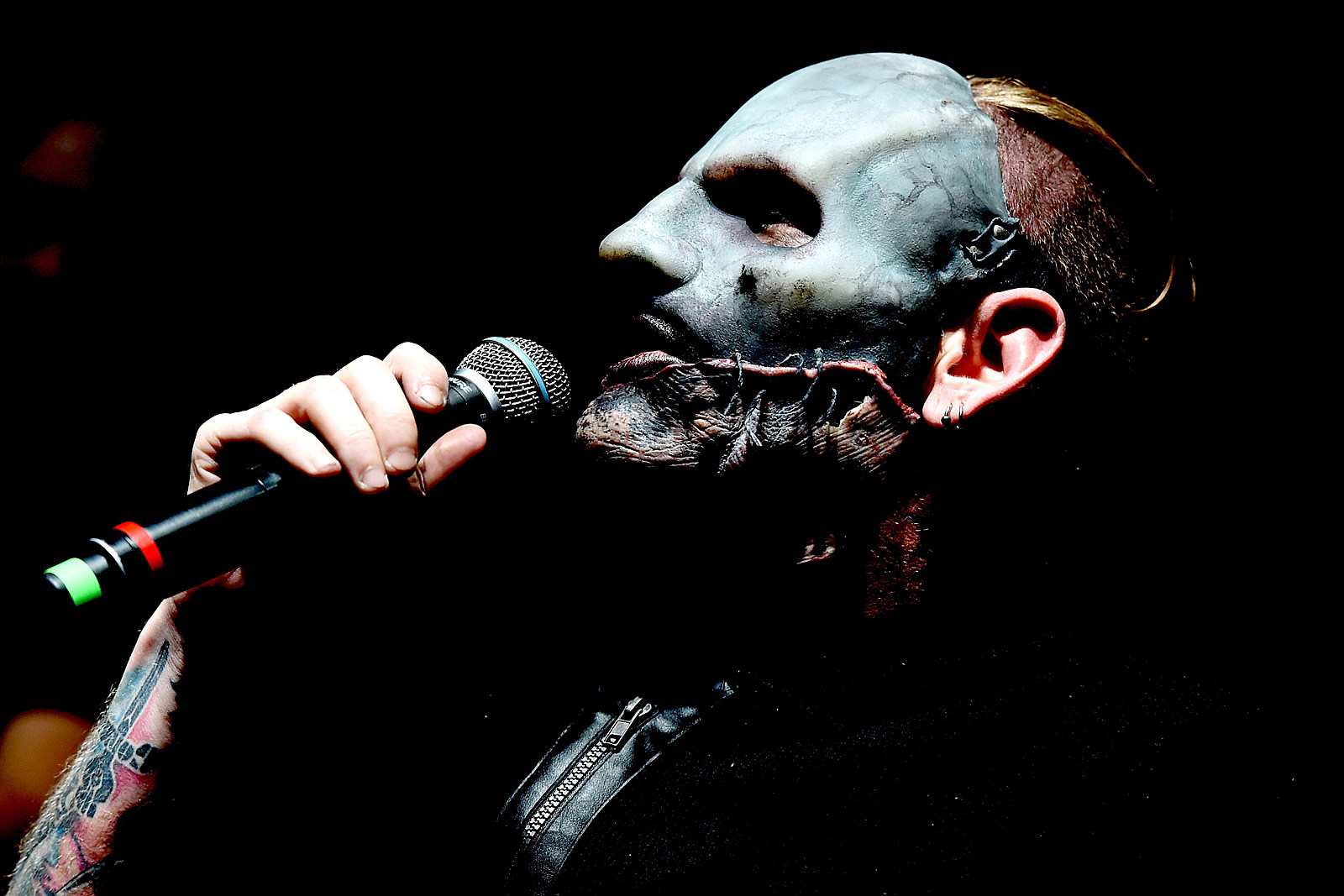 Watch Slipknot Reveal New Masks in 'Unsainted' Video