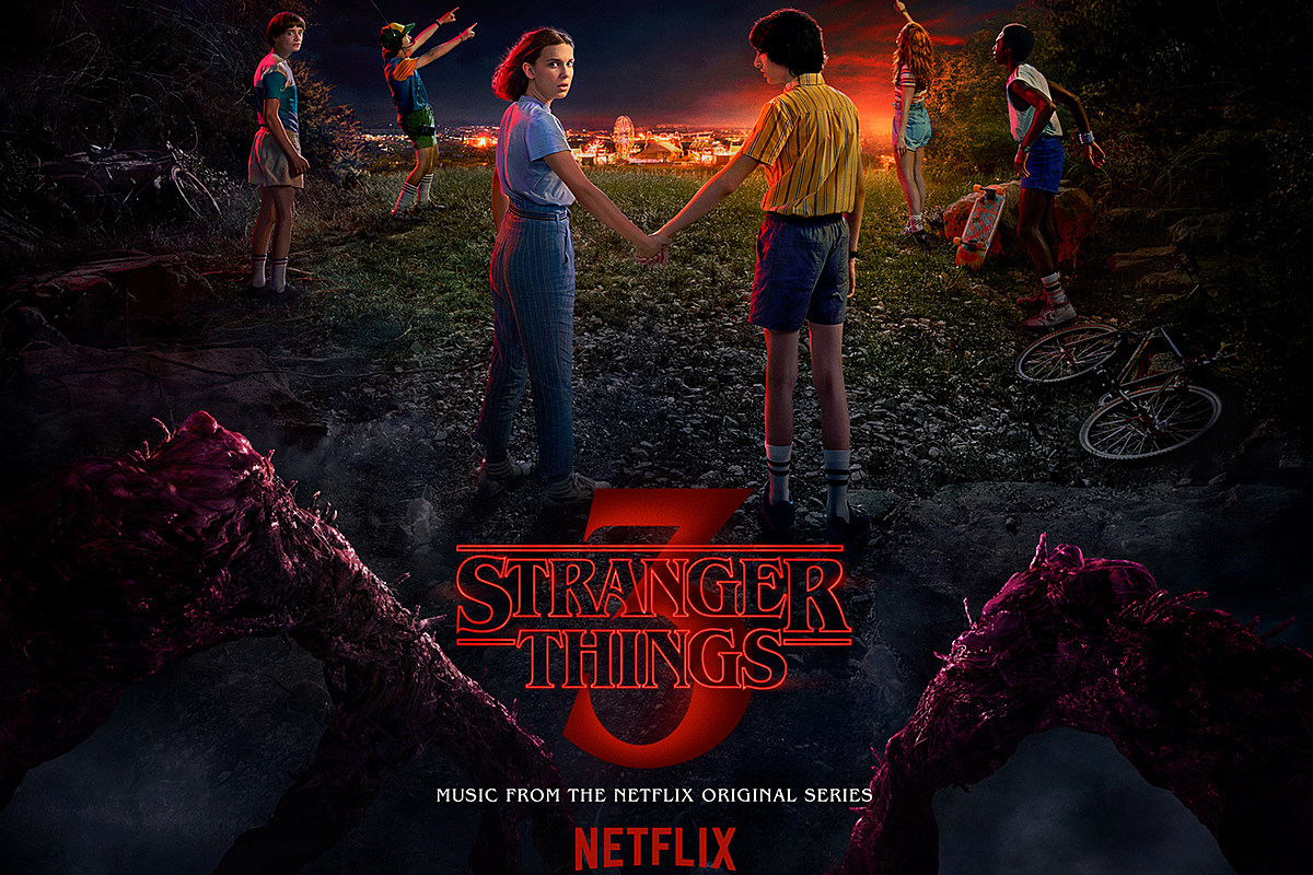 Stranger Things Season 3 Soundtrack Features Cars Who More