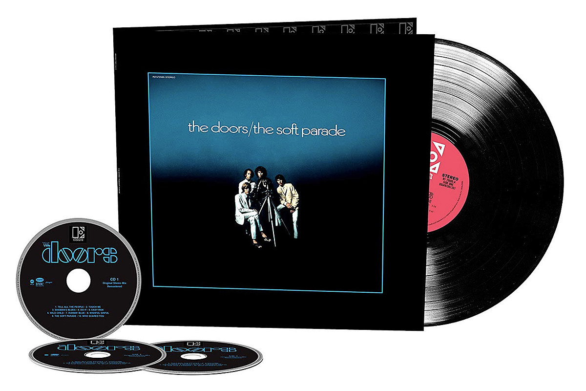 The Doors Announce 'The Soft Parade' Deluxe Edition for 50th