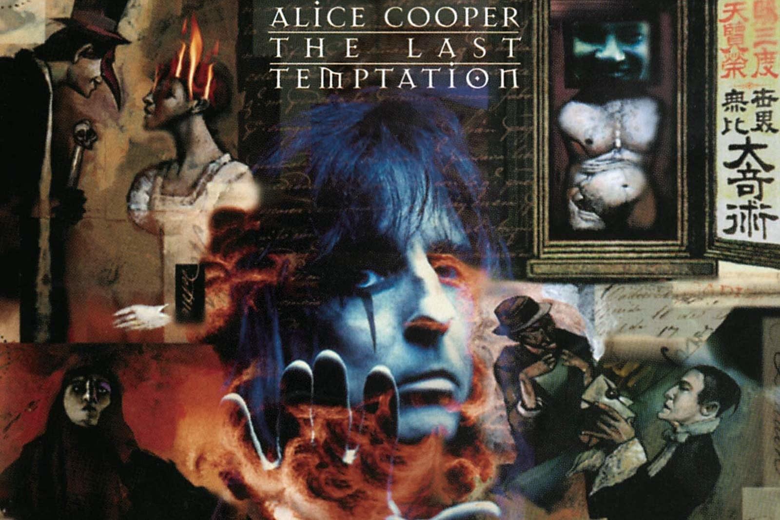Alice Cooper Kicks Off 'Ol' Black Eyes Is Back' Tour: Set List