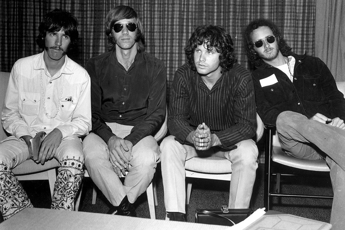 Why Jim Morrison Refused to Sing the Original 'Touch Me'