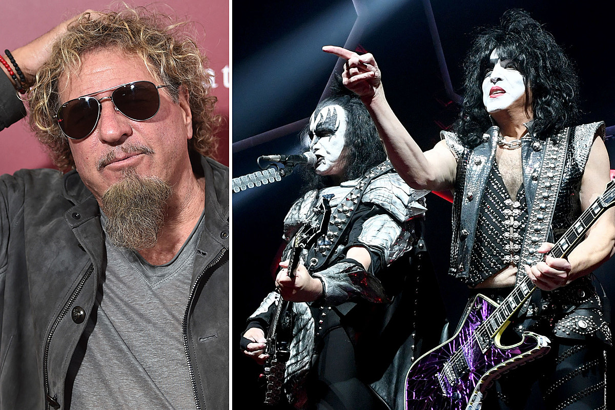 Sammy Hagar Recalls Disastrous Show Opening for Kiss