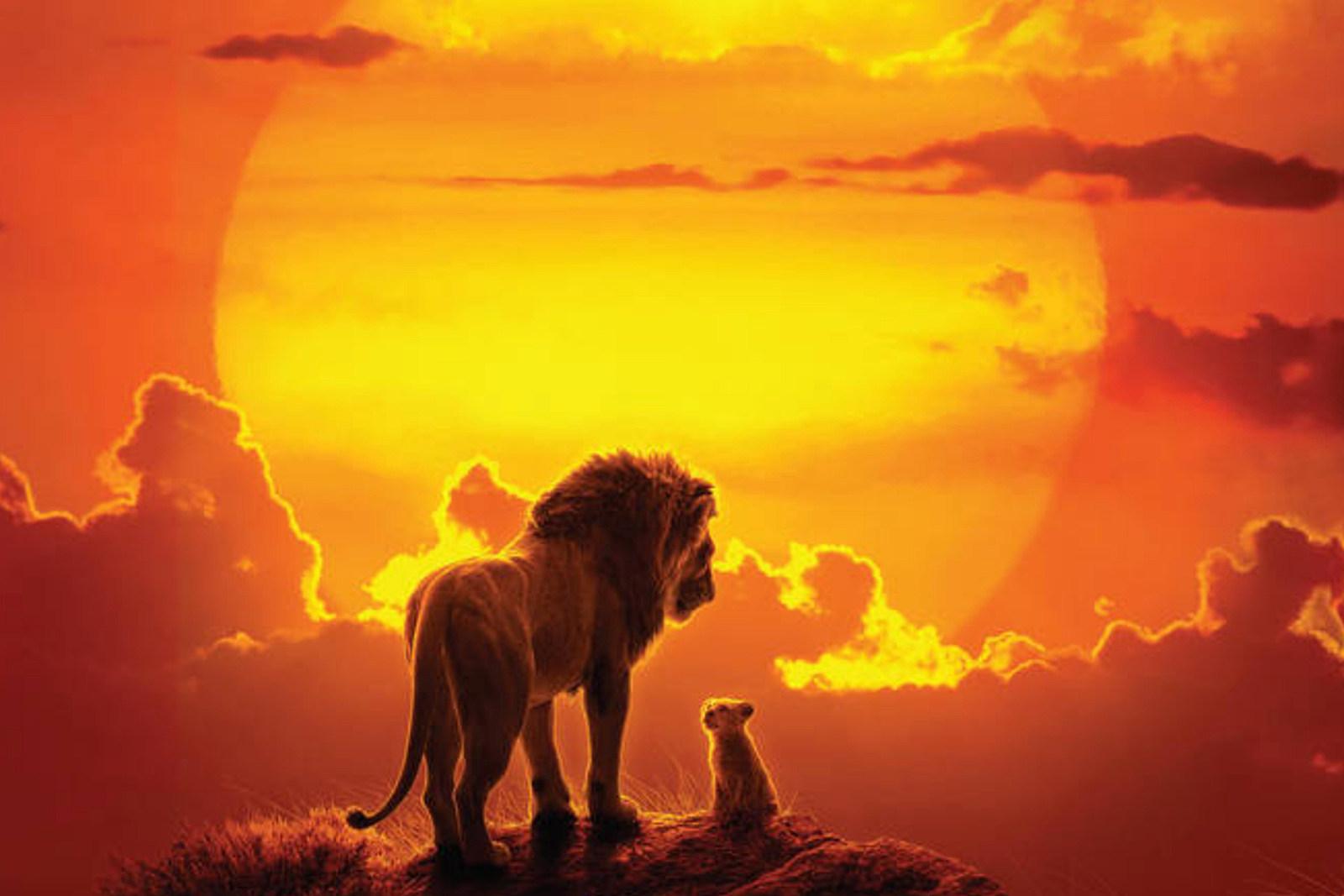 Listen to New Elton John Music on 'The Lion King' Soundtrack