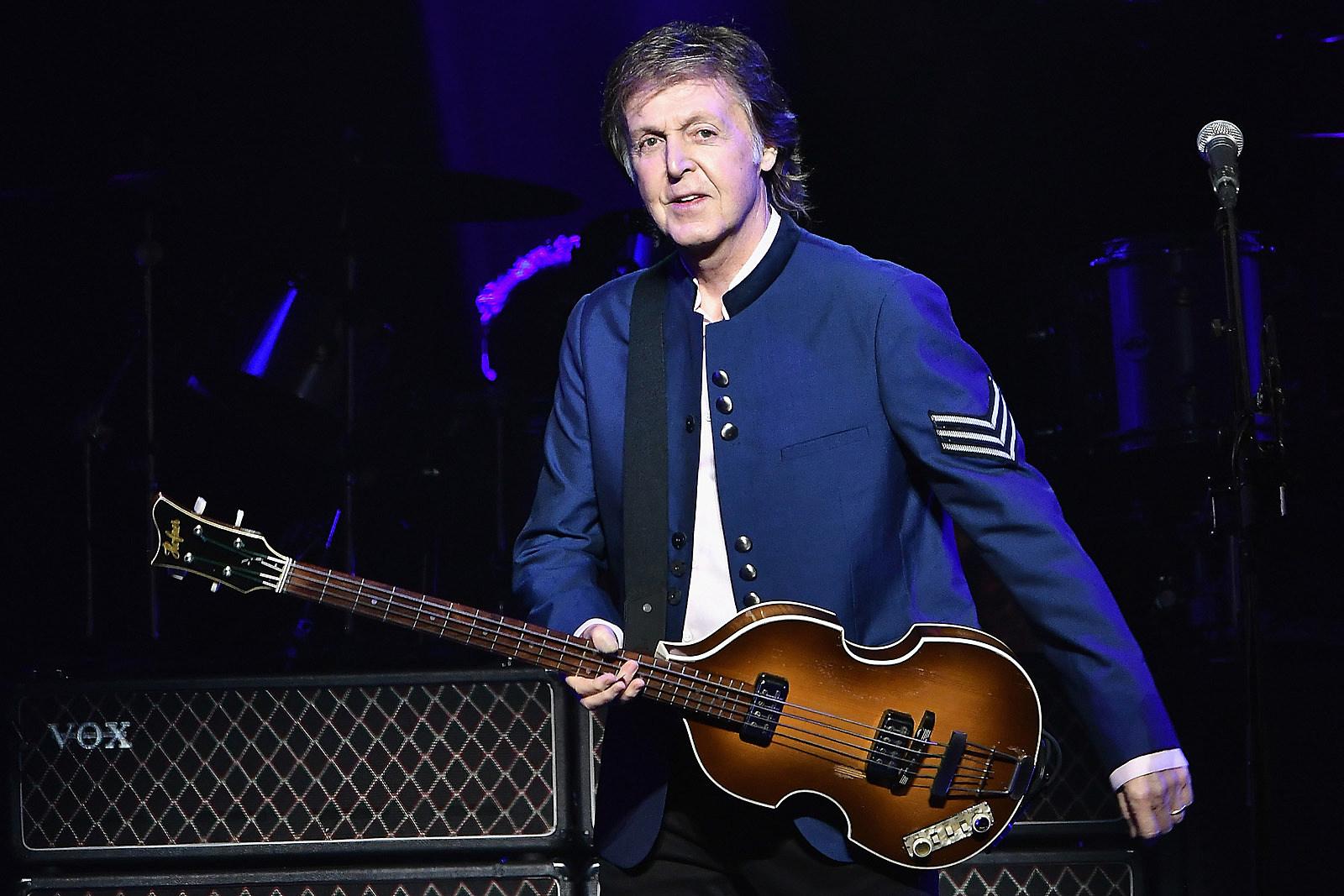 Paul McCartney Considers Album Made From Band Improvisations