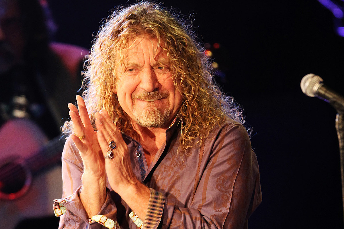 Robert Plant Finally Gets $10 Concert Fee From Early Days