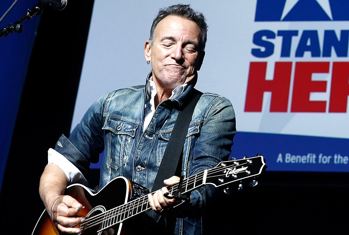 Bruce Springsteen's Emmy Nod Puts the Coveted 'EGOT' Within Reach
