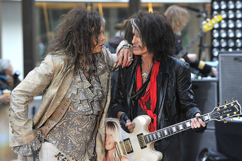 10 Years Ago: Steven Tyler Stage Fall Triggers Aerosmith