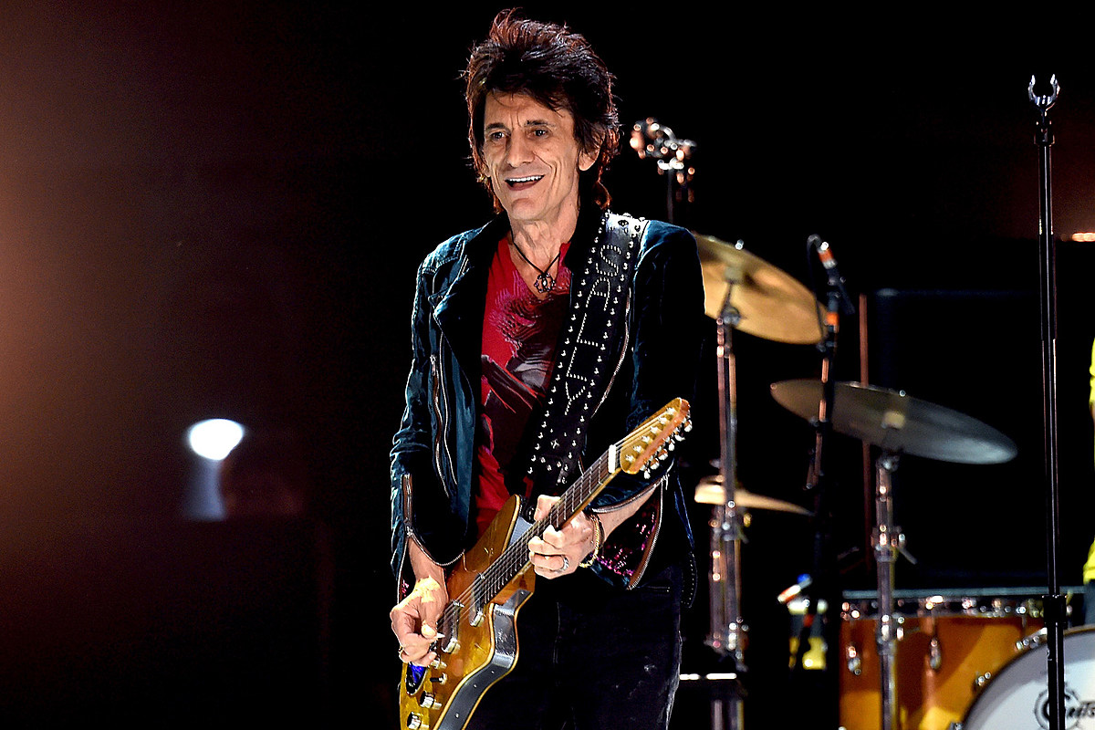 Ronnie Wood Working on New Solo Album, Documentary – Report