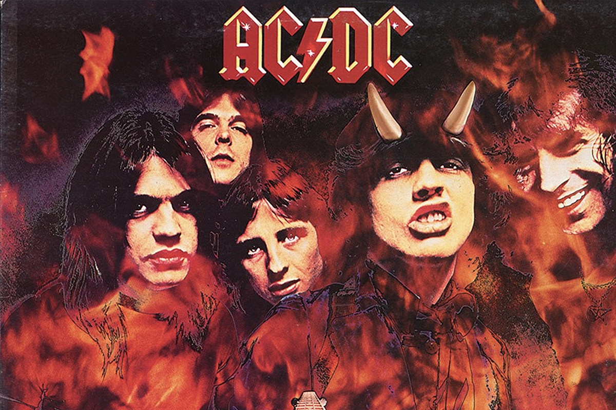 See the 'Highway to Hell' Cover AC/DC's U.S. Label Rejected