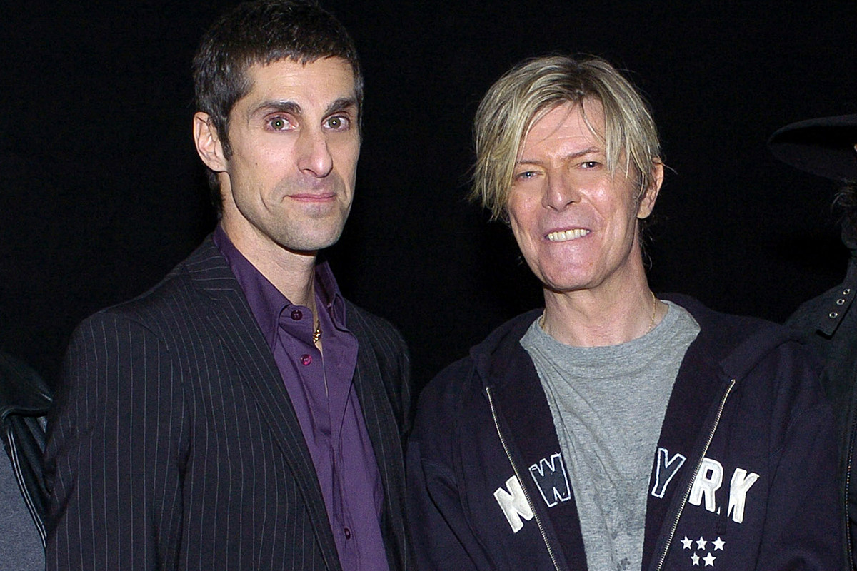 Perry Farrell Regrets 'Tragic Relationship' With David Bowie