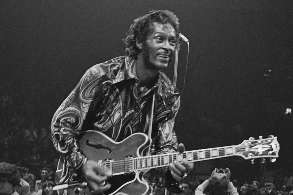 Chuck Berry Documentary to Premiere in Nashville