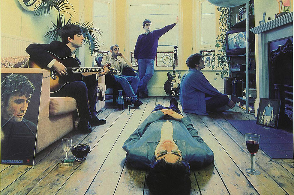 Shagging, Drinking and Drugs': How Oasis Made 'Definitely Maybe'