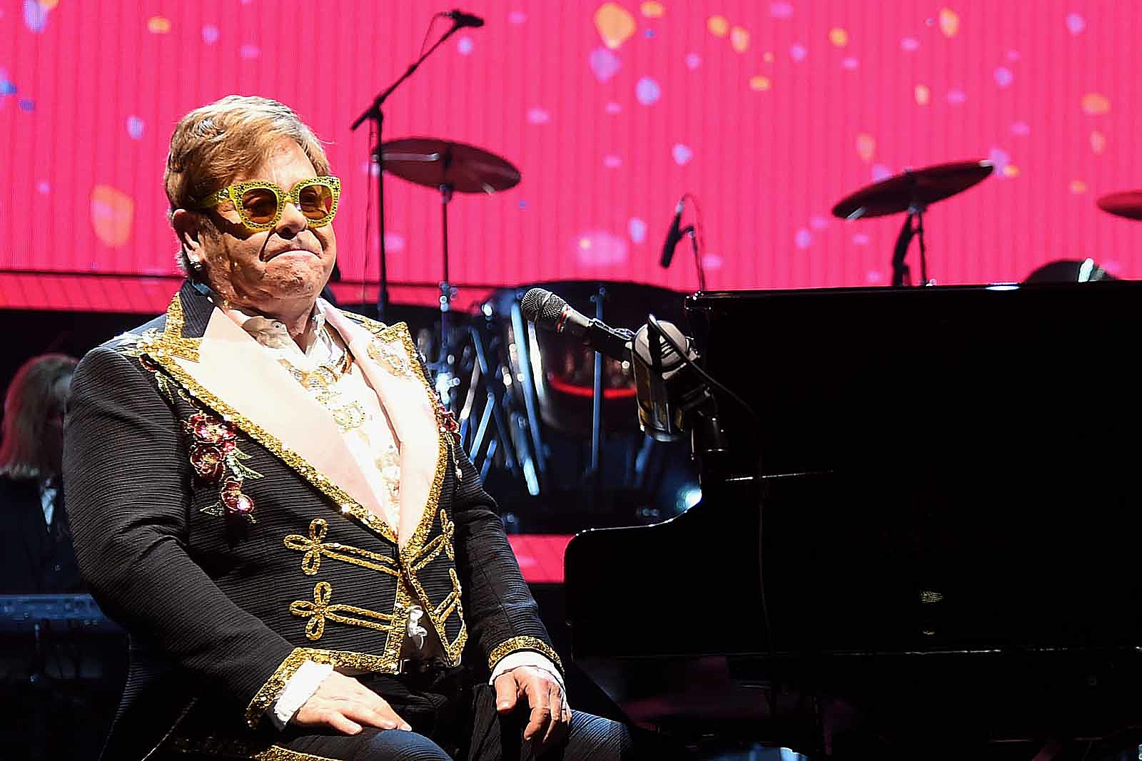 Is 'Victim of Love' Elton John's Worst Album?