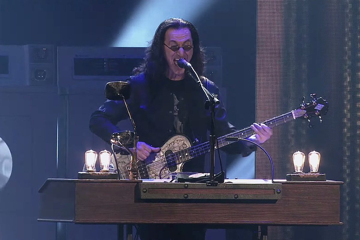 See Rush Play 'Distant Early Warning' From Upcoming Concert Film
