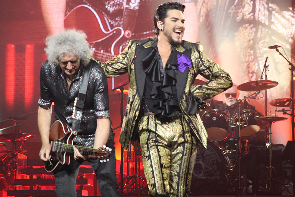 Image result for pics of adam lambert and queen