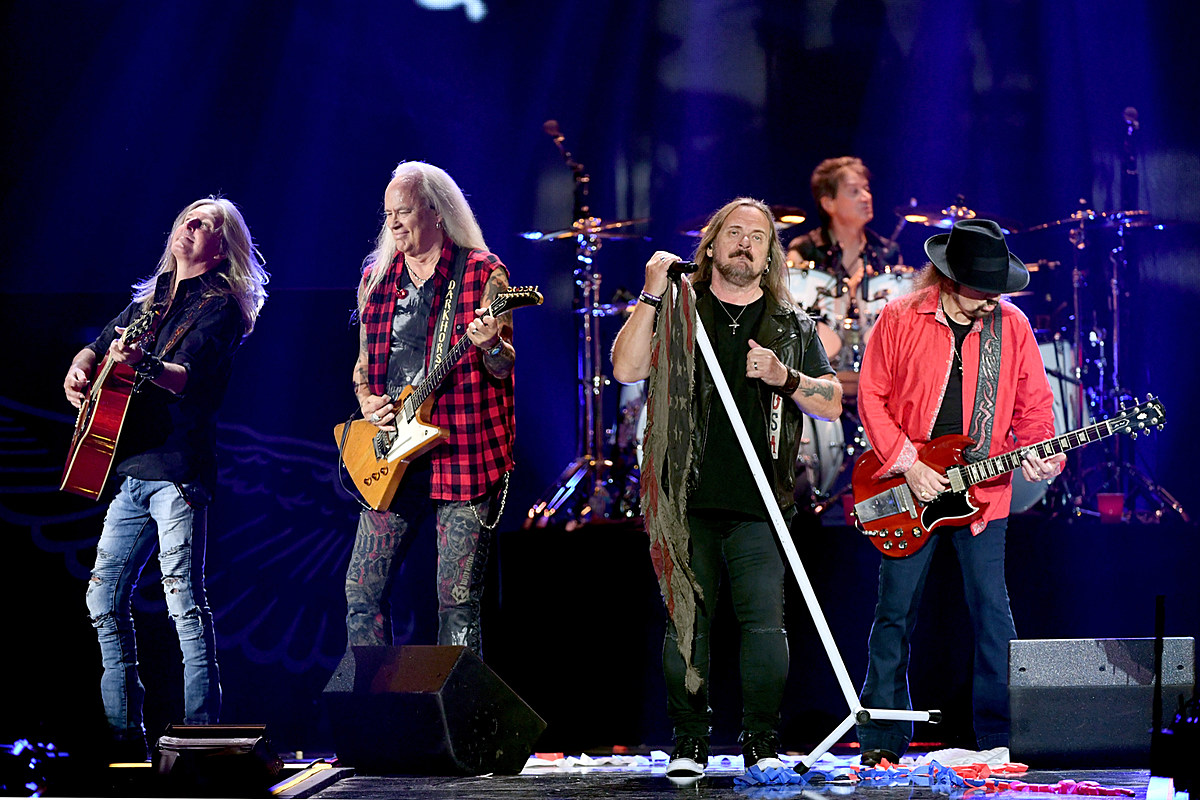 lynyrd skynyrd 39 s gary rossington on the mend tour will resume. Black Bedroom Furniture Sets. Home Design Ideas