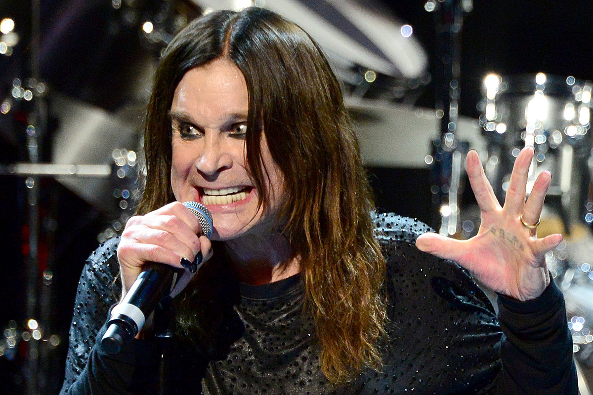 Ozzy Osbourne Says He's Recorded New Song Ideas
