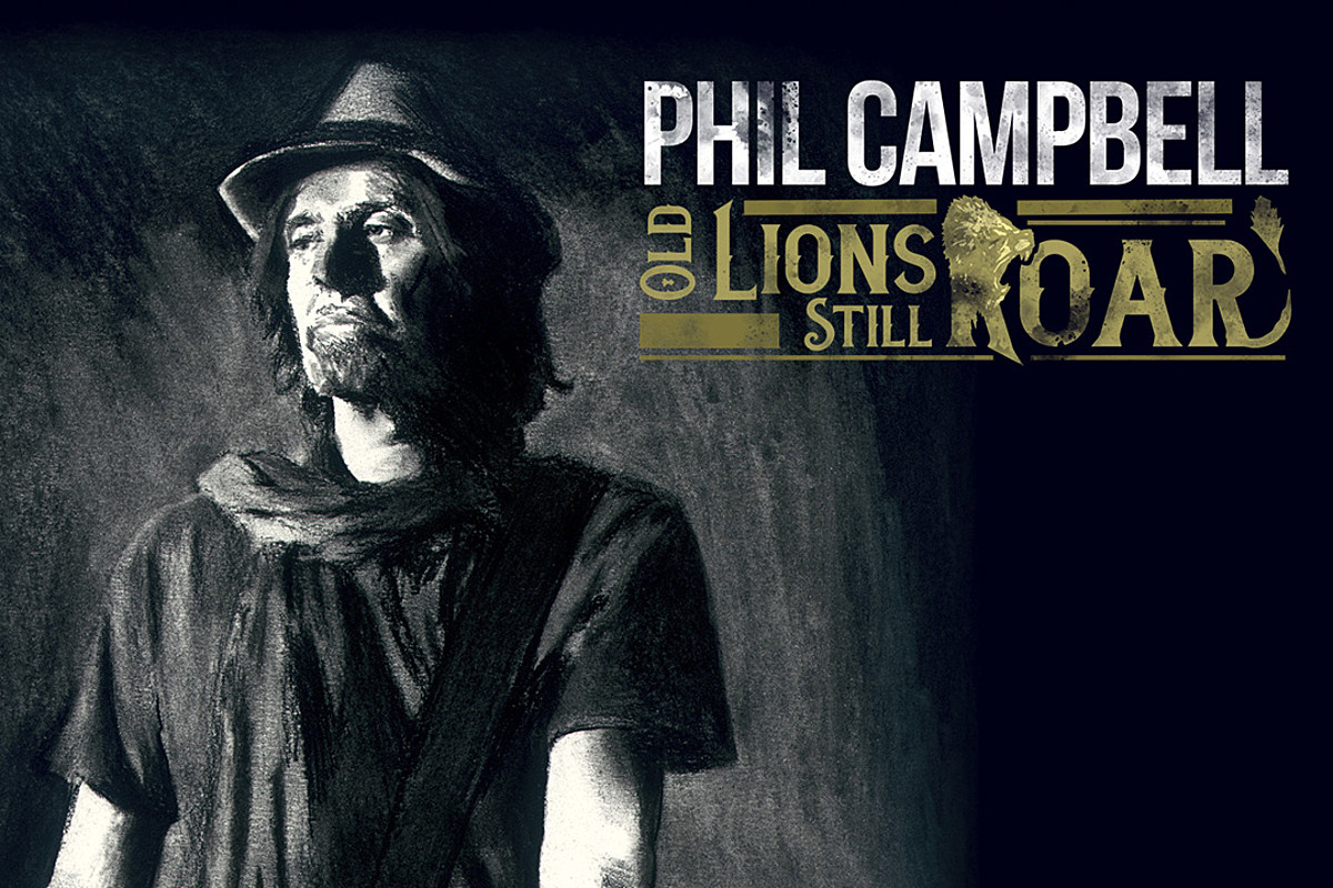 Watch Motorhead Guitarist Phil Campbell's 'These Old Boots' Video