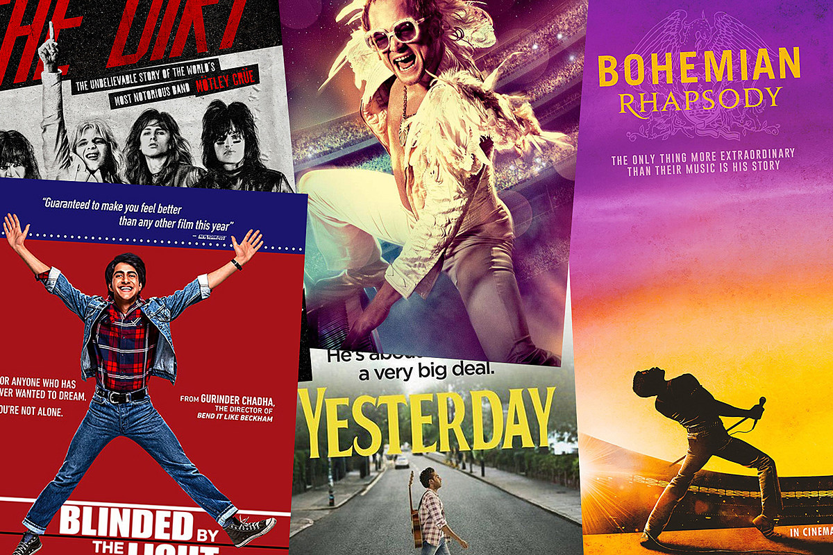 Ranking the Past Year's Big Rock Movies
