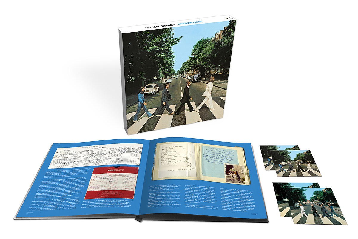Beatles Announce Expanded 40-Song 'Abbey Road' Reissue Box Set