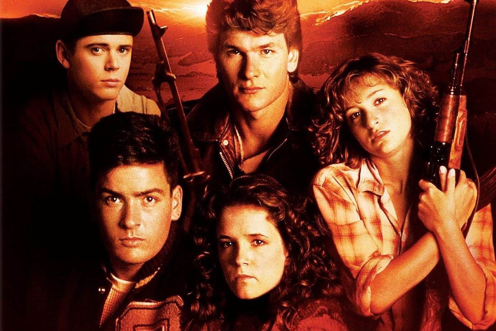 Red Dawn' Celebrated Rugged Individualism, and Blowing Up Stuff