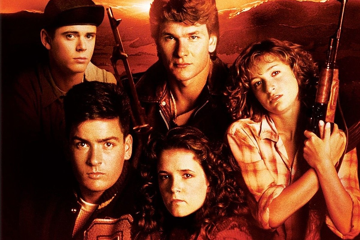 'Red Dawn' Celebrated Rugged Individualism, and Blowing Up Stuff