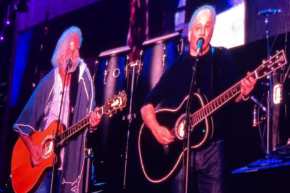 Watch Bob Weir Join Paul Simon at Outside Lands Festival