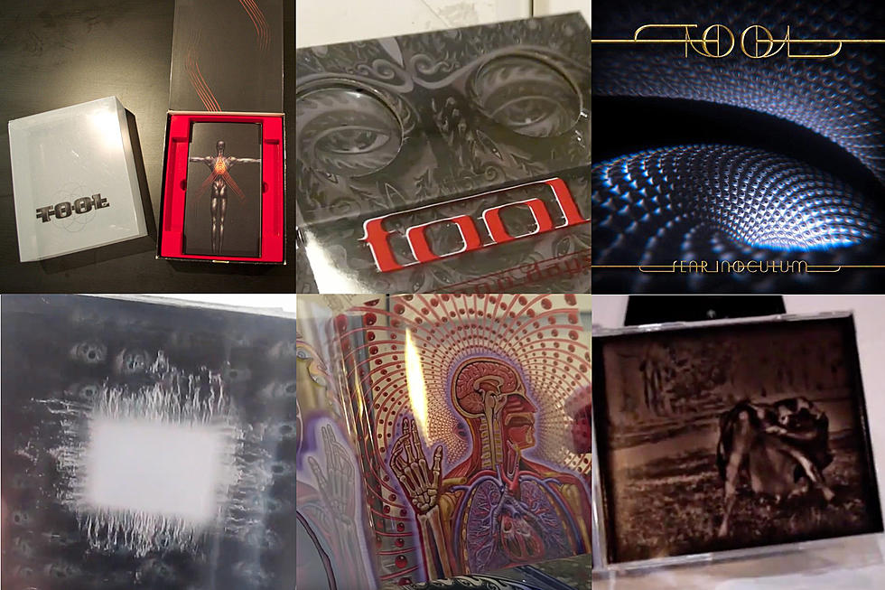 A History Of Tool S Elaborate Album Packaging
