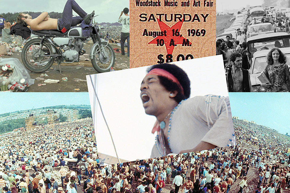 Woodstock Photos 50 Great Shots From The Original Festival