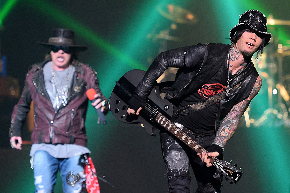 D.J. Ashba Reflects On Guns N' Roses Fan Backlash