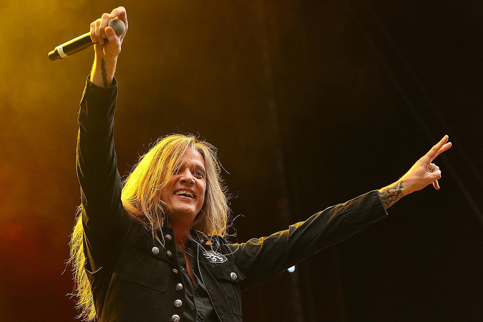 Sebastian Bach to Anti-Biden Rockers: 'F— You and Your Band'