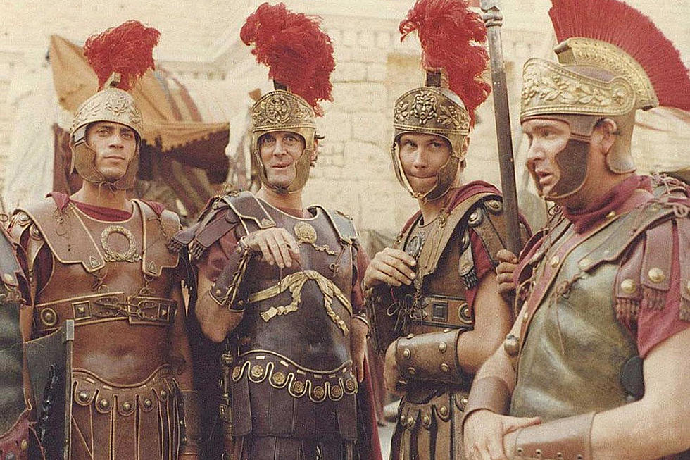 How 'Monty Python's Life of Brian' Weathered Protests